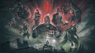 Rainbow Six Siege Gets a Limited-Time Halloween Game Mode in Doktor's Curse