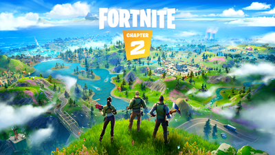 Fortnite Chapter 2 Arrives with a New Map, Fishing, and More