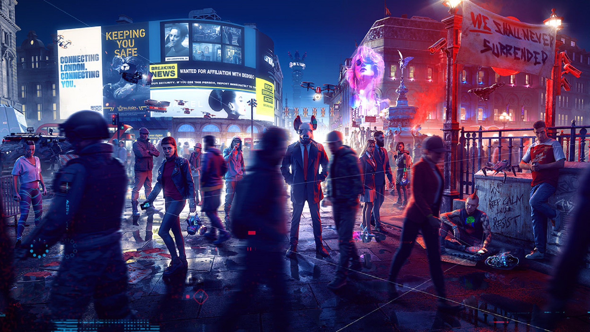 We Now Know When To Expect Reviews For Watch Dogs Legion Opencritic