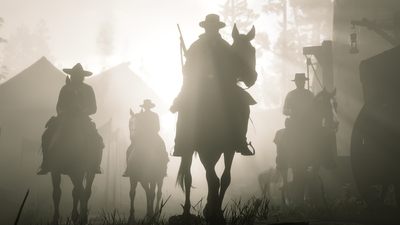 Red Dead Redemption 2 is Coming to Steam Next Week