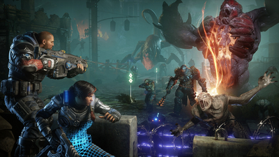 Six New Characters Added to Gears 5 Multiplayer