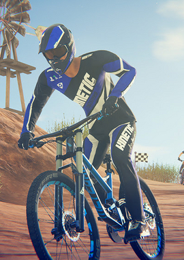 Freestyle Biking Hit Descenders Comes to Switch in November