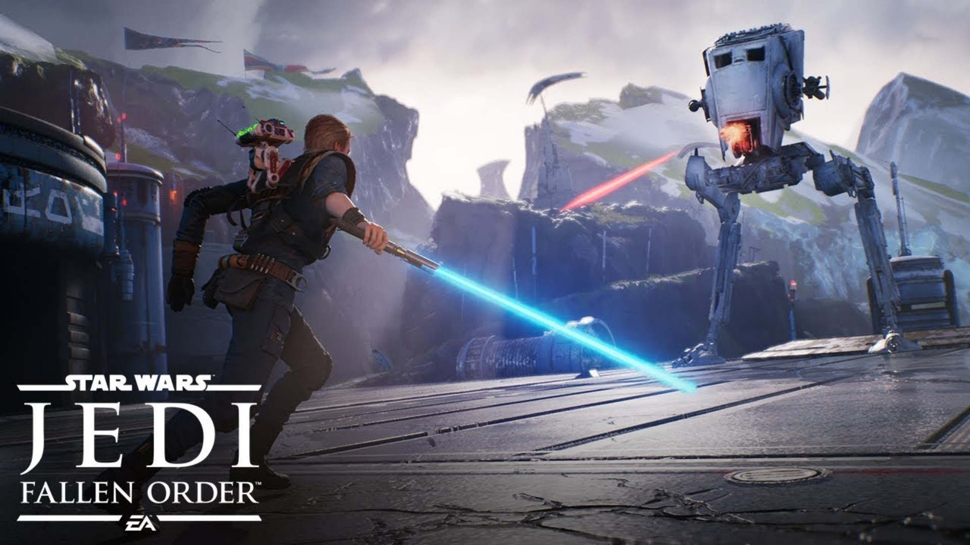 Star Wars: Jedi Fallen Order Will Launch on Steam As EA Plans Return to the Platform Header Image