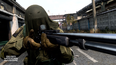 Call of Duty: Modern Warfare Patch Hopes to Finally Fix 725 Shotgun and More