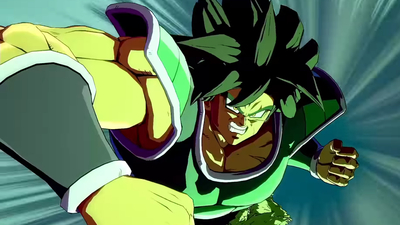 Broly (DBS) is Coming to Dragon Ball FighterZ Next Week