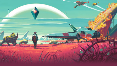 Players Soon Will Be Able to Upgrade Their Starships in No Man's Sky
