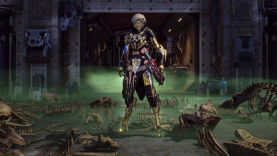 Anthem Update, Season of Skulls, Is Live for Halloween