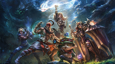 Riot Games Reveals Several New Projects in the League of Legends Universe