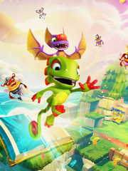 Yooka-Laylee and the Impossible Lair Calendar Entry