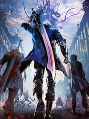 Devil May Cry 5 Calendar Entry