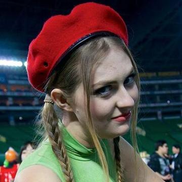 Georgina Young Avatar Image