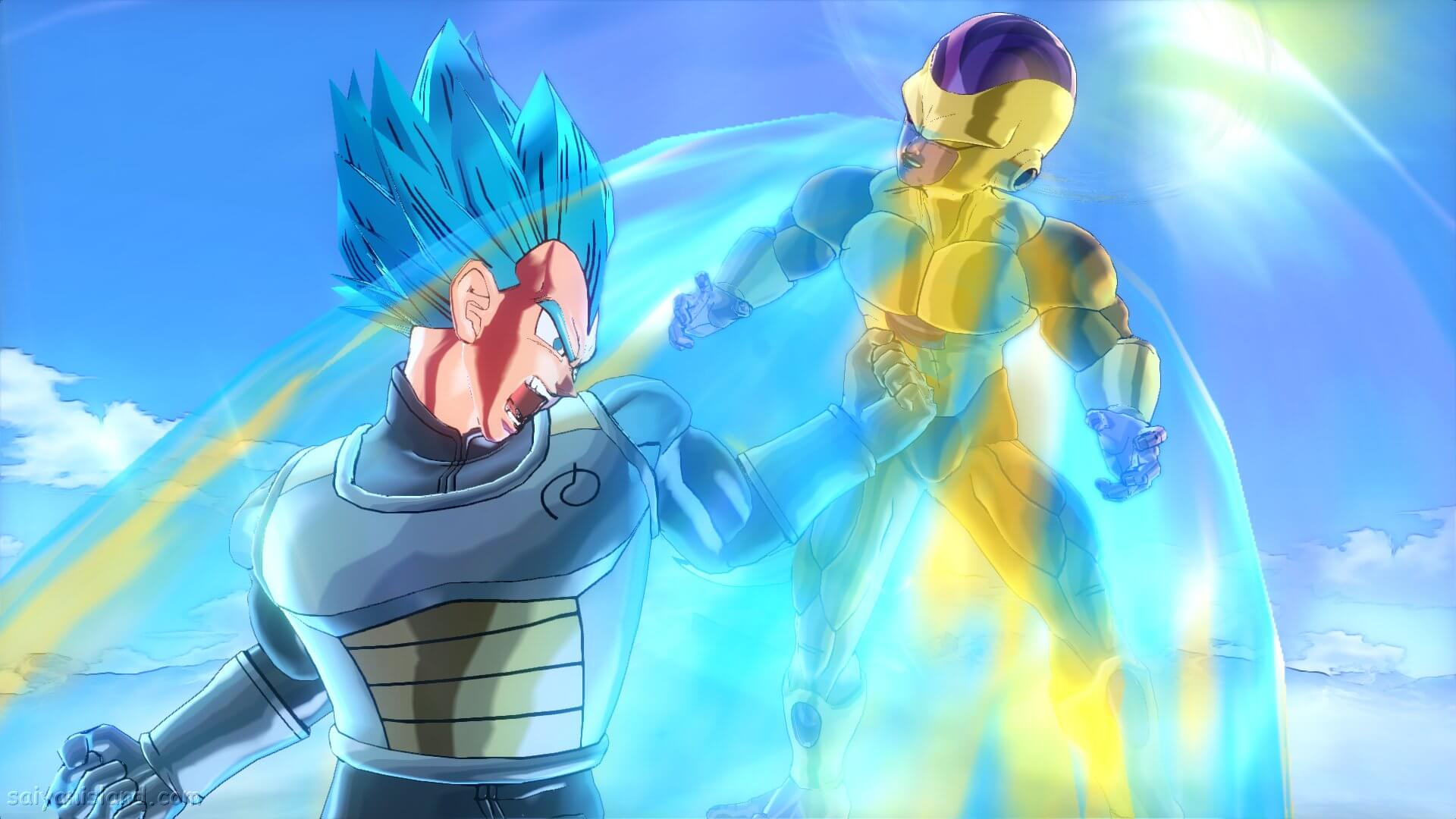 Dragon Ball: Xenoverse Masthead