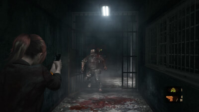 Resident Evil: Revelations 2 - Episode 1: Penal Colony Screenshot 1