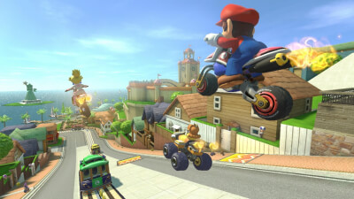 Mario Kart 8 Screenshot 1