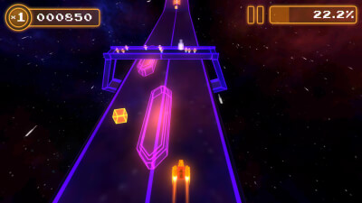 Spectra: 8bit Racing Screenshot 1