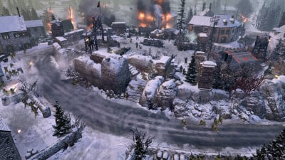 Company of Heroes 2: Ardennes Assault Screenshot 1