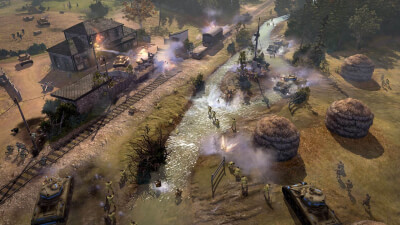 Company of Heroes 2: The Western Front Armies Masthead