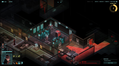 Invisible Inc. Screenshot 1