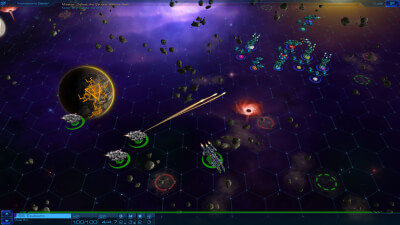 Sid Meier's Starships Screenshot 1
