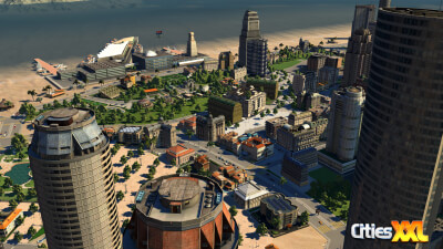 Cities XXL Screenshot 1