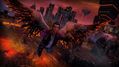 Saints Row: Gat Out of Hell Screenshot 1