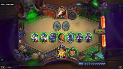 Hearthstone: Curse of Naxxramas Screenshot 1