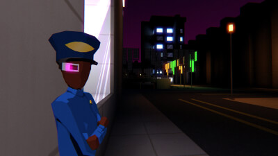 NEON STRUCT Screenshot 1