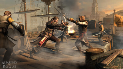 Assassin's Creed Rogue Screenshot 1