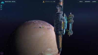 Homeworld Remastered Collection Screenshot 1