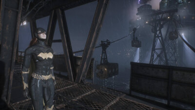 Batman: Arkham Knight - Batgirl: A Matter of Family Screenshot 1