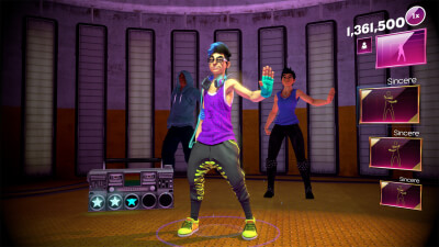 Dance Central Spotlight Screenshot 1