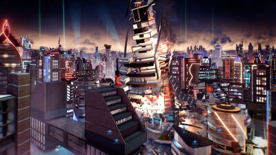 Crackdown 3 Screenshot 1