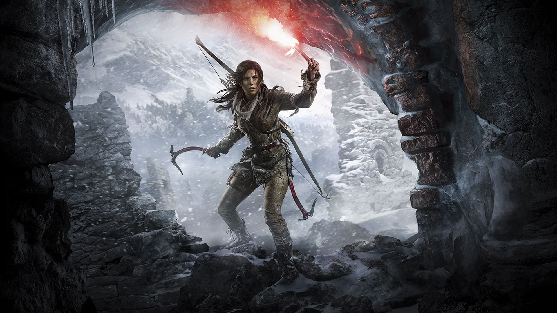 Rise of the Tomb Raider Masthead