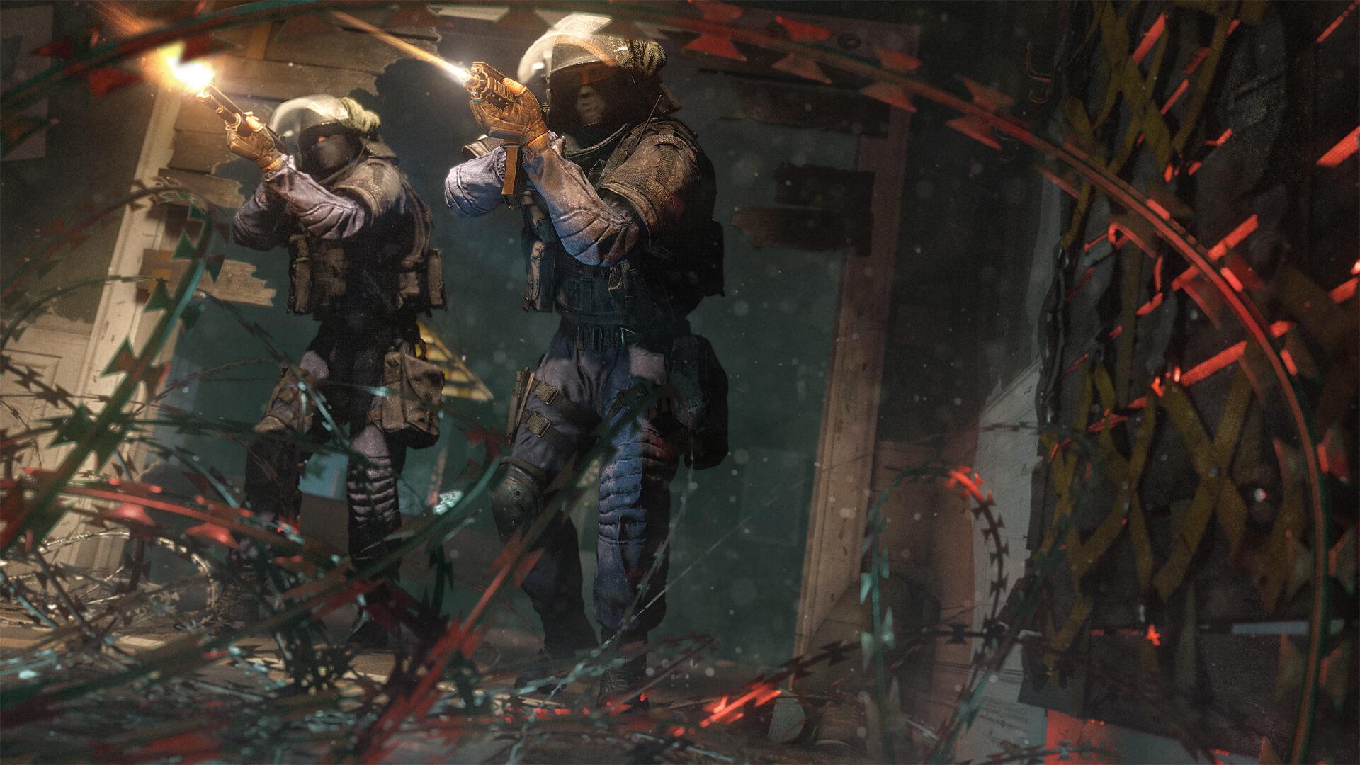 Tom Clancy's Rainbow Six Siege for PS4, XB1, PC Reviews