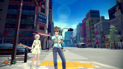 Akiba's Trip: Undead & Undressed Screenshot 1