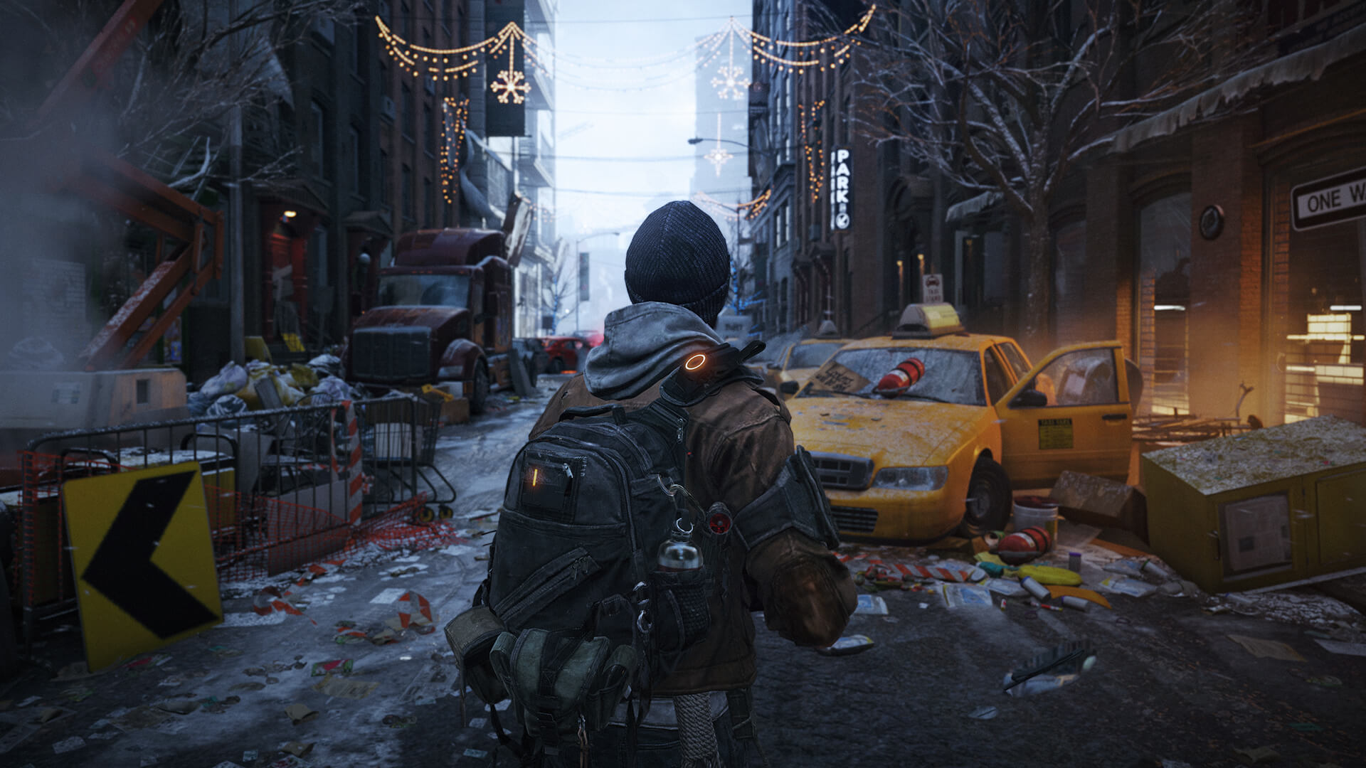 Tom Clancy's The Division Masthead