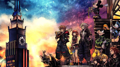 Kingdom Hearts III Masthead