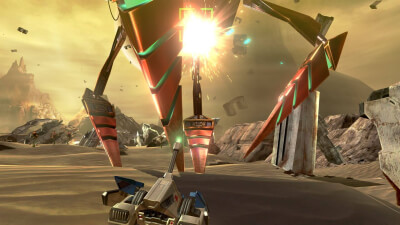 Star Fox Zero Screenshot 1