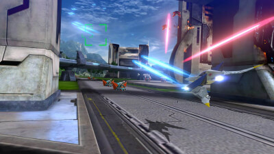 Star Fox Zero Screenshot 2