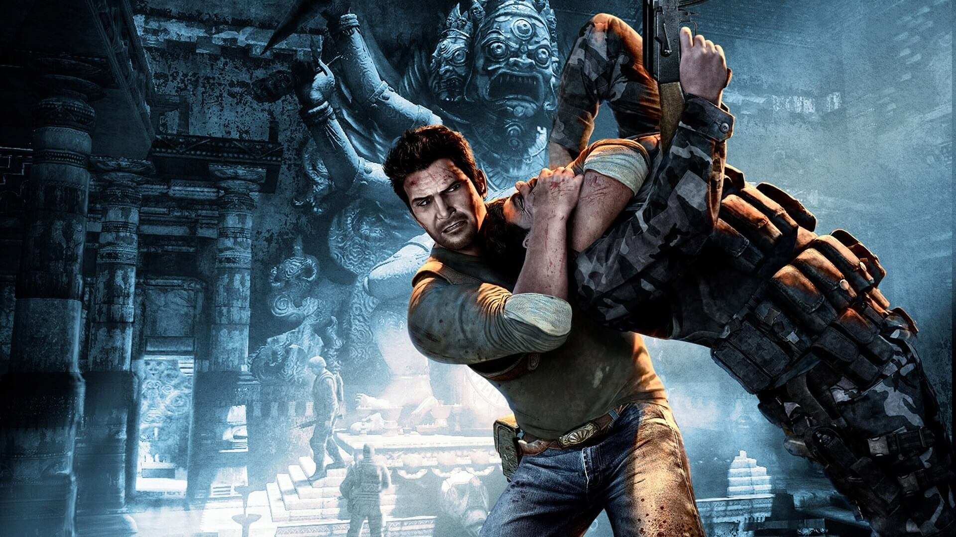 Uncharted The Nathan Drake Collection For Ps4 Reviews Opencritic