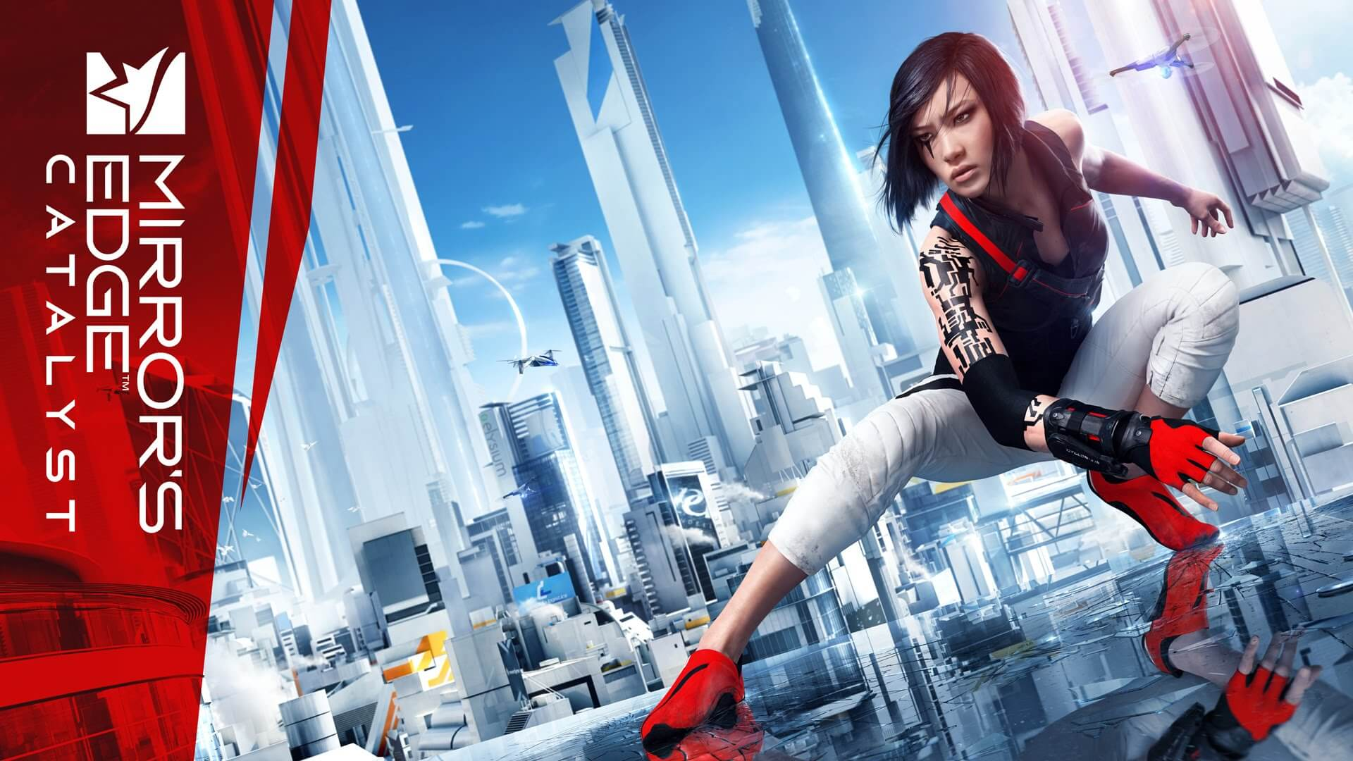 Mirror's Edge Catalyst Masthead