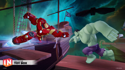 Disney Infinity: 3.0 Edition Screenshot 2