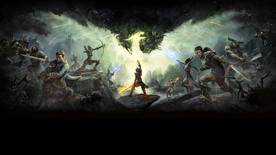 Dragon Age: Inquisition Masthead