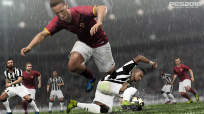 Pro Evolution Soccer 2016 Screenshot 1