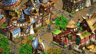 Rainbow Skies Screenshot 1