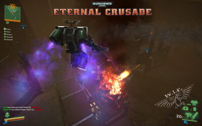 Warhammer 40,000: Eternal Crusade Screenshot 2