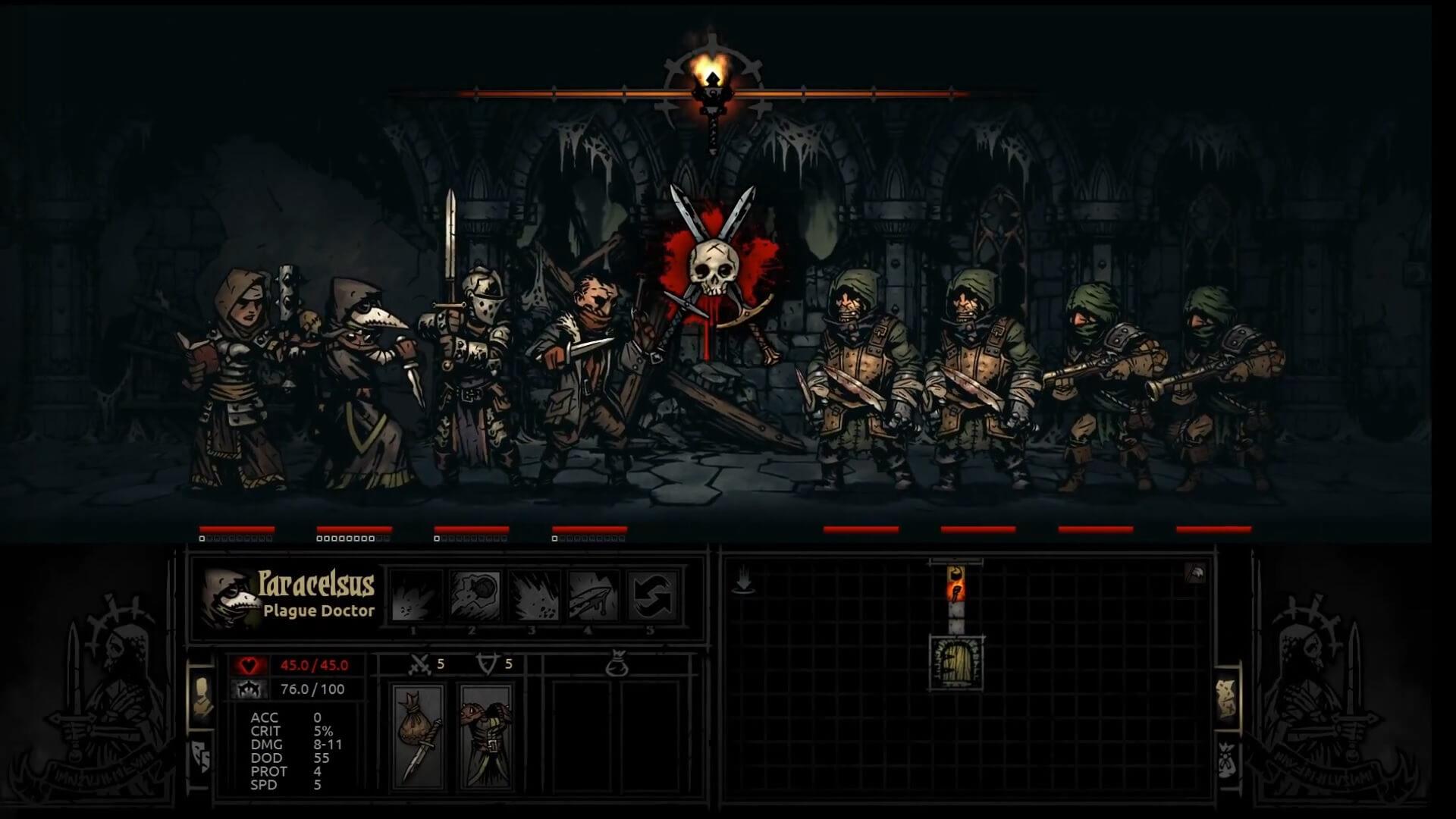 darkest dungeon gog update