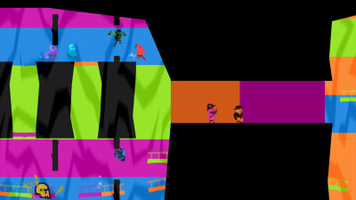 Runbow Screenshot 1