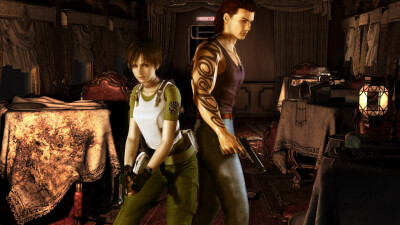 Resident Evil 0 HD Screenshot 1