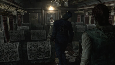 Resident Evil 0 HD Screenshot 2